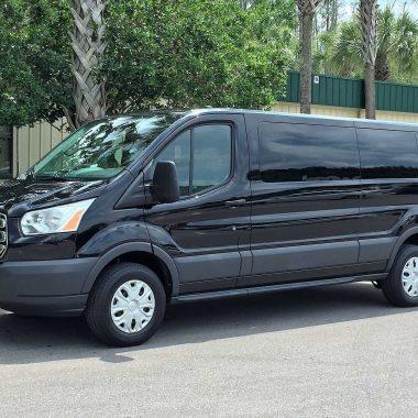 Private Shuttle Van